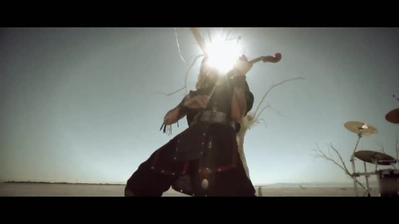 TURISAS Stand Up And Fight OFFICIAL VIDEO