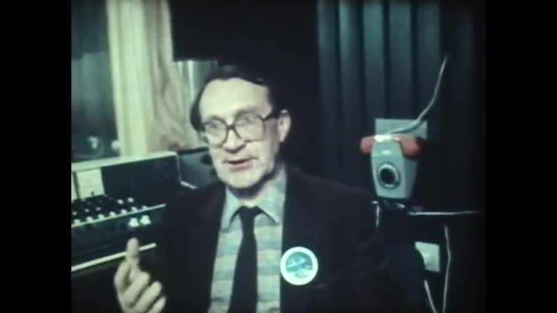 «Вега» летит в прошлое 1984 ЦентрНаучФильм