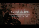 FLORAL PHOTOSHOOT BACKSTAGE VIDEO BY PANINA MARFA