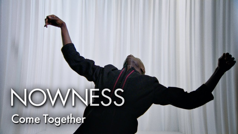 Exploring masculinity through dance in Come Together - An editorial partnership with Harrods