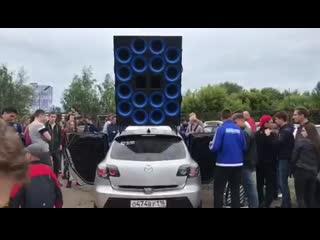 Татарский тыл  Mazda 3 в Нижнекамске