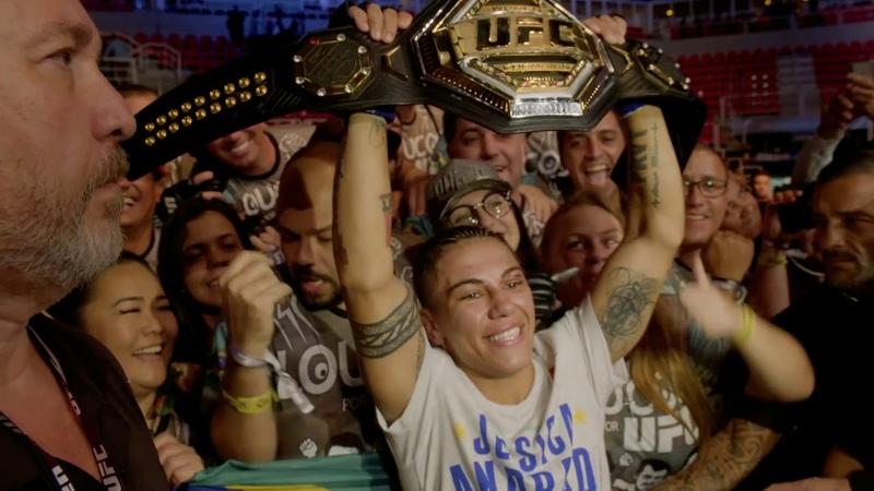 UFC237 Радость победы и горечь поражения