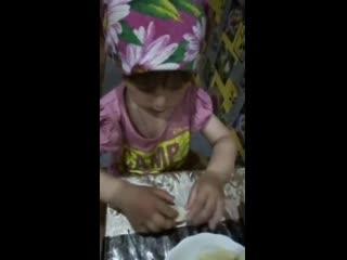 Маленький кулинар