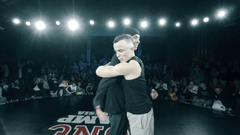 Ruslan Footrockets vs Shorty Fingers Semi Final LCC Red Bull BC One Camp Russia 2019