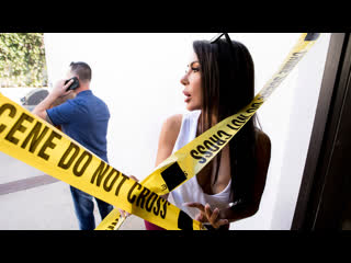 Lela Star - Crime Scene Cock [Brazzers] BlowJob, Big Ass, Big Tits, Latina, Squirt