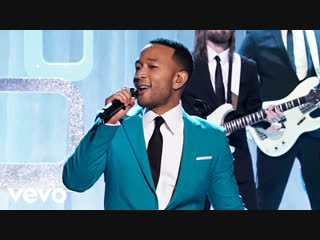 """John legend -""""what christmas means to me"""" / """"bring me love"""" (live from the tonight show starring jimmy fallon)"""
