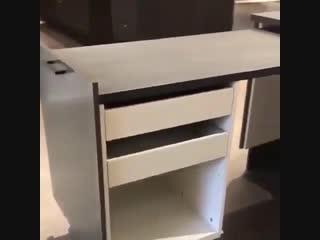 Расширения рабочего пространства на кухне