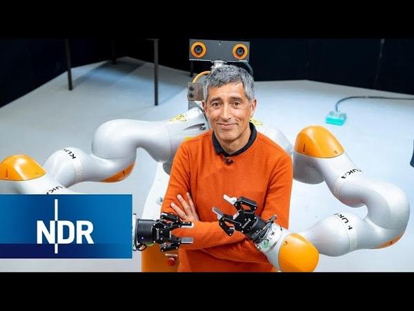 Künstliche Intelligenz und die Veränderungen im Alltag (1/2) | Doku | NDR | 45 Min