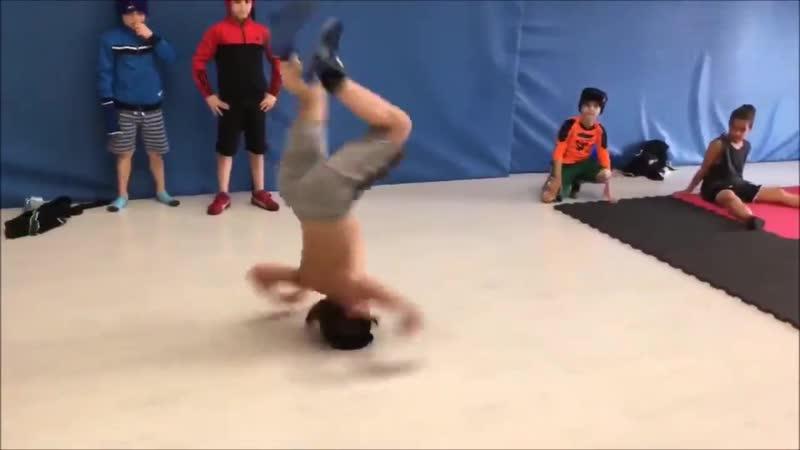 BKIDZ practice