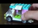 Журнал Лего Ниндзяго Легенды №2 Лего 40327 Машина для перевозки мороженного