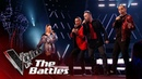 Georgia Bray VS The Flatpack - 'Hit The Road Jack'   The Battles   The Voice UK 2019