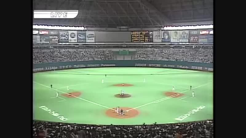 Part II 2004 PL Playoffs Seibu Lions @ Daiei Hawks October 11 2004 BASEBALL JAPAN NPB ЯПОНИЯ БЕЙСБОЛ