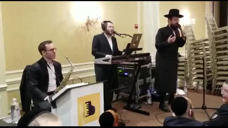 Wat h Yisroel Werdyger Perform The New Hit אלקי נשמה From Yoely Weiss Together With Avrumi Berko
