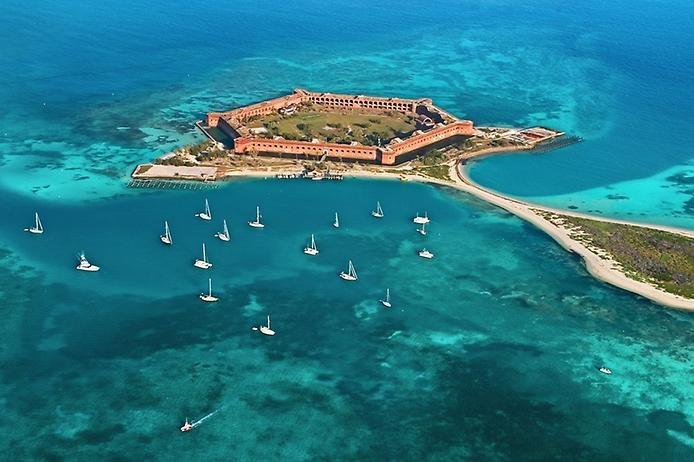 Остров Драй Тортугас, изображение №3