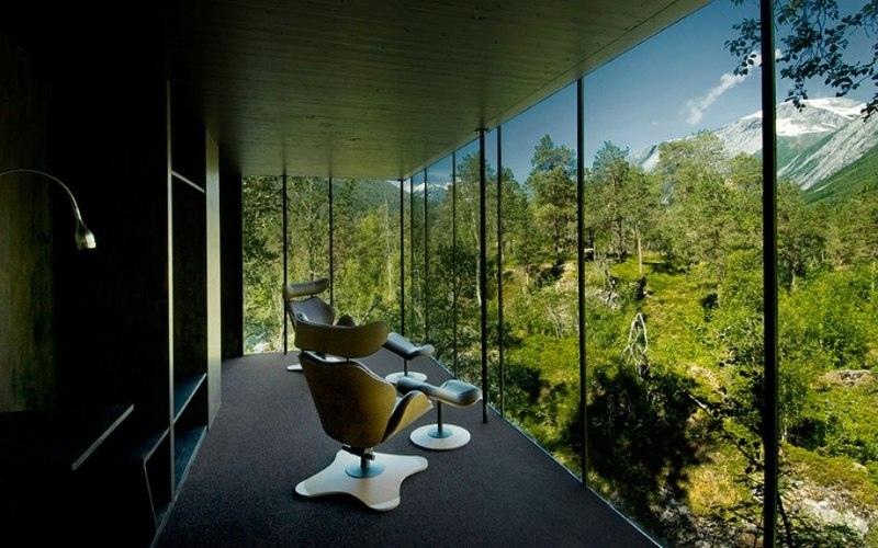 30 невероятно крутых отелей, в которые ты захочешь поселиться, изображение №19