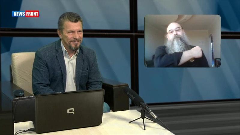 Русский народ и русская церковь жизнеспособный организм Константин Душенов