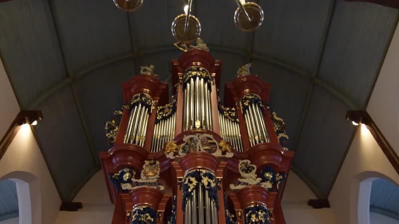 Georg Böhm - Ach wie flüchtig, ach wie nichtig - Reiner Korver, organ