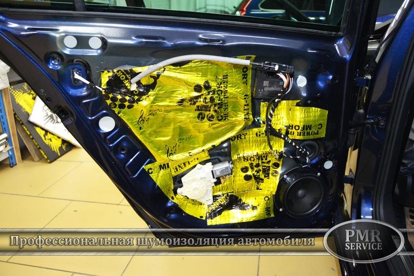 Шумоизоляция Volkswagen Passat, изображение №9