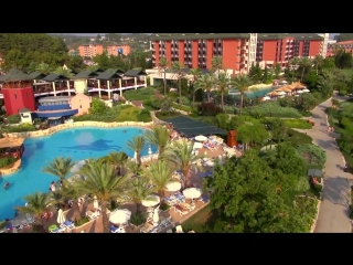Pegasos resort splashworld onsite waterpark all inclusive alanya