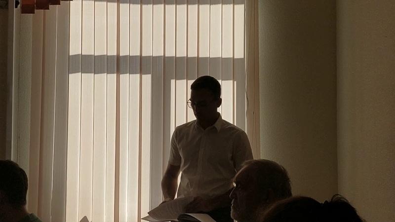 Заседание Волгоградского областного суда. Позиция Дмитрия Любитенко