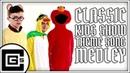 Classic Kids Show Theme Song Medley (ft. DAGames) | CG5