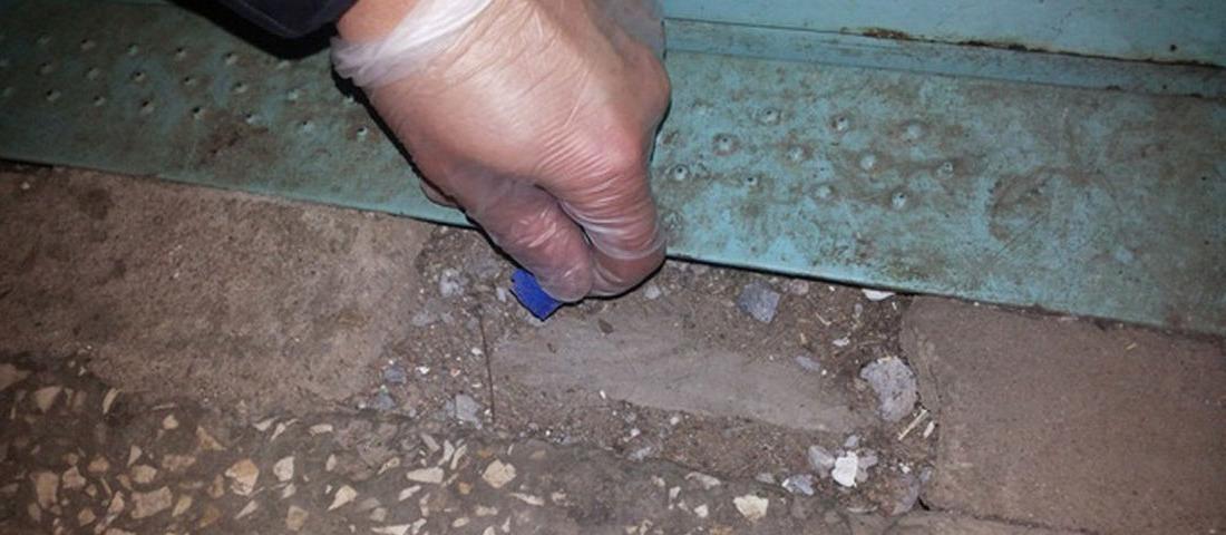 Задержан 23-летний парень с наркотиками и списком «закладок» в Армавире
