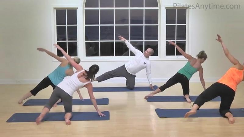 Pilates Mat Flow