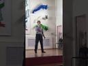Выступление Турсунова Алмаза Алла бирса