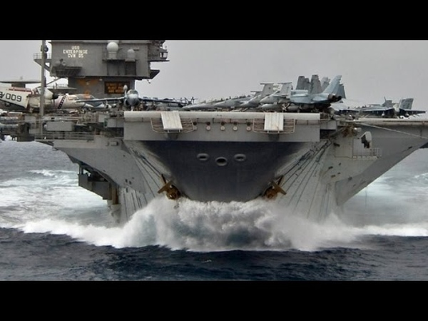 AWESOME! Flight operations compilation from deck of the LEGENDARY SUPERCARRIER USS ENTERPRISE!