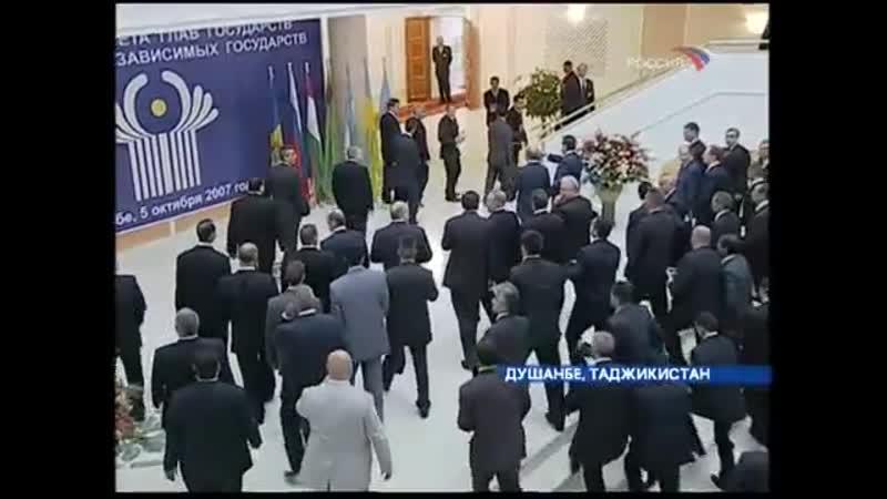 Вести недели Россия 07 10 2007