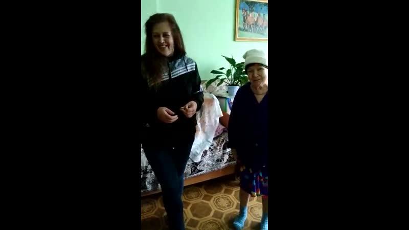 Душа России Волонтеры навестили старичков в доме престарелых