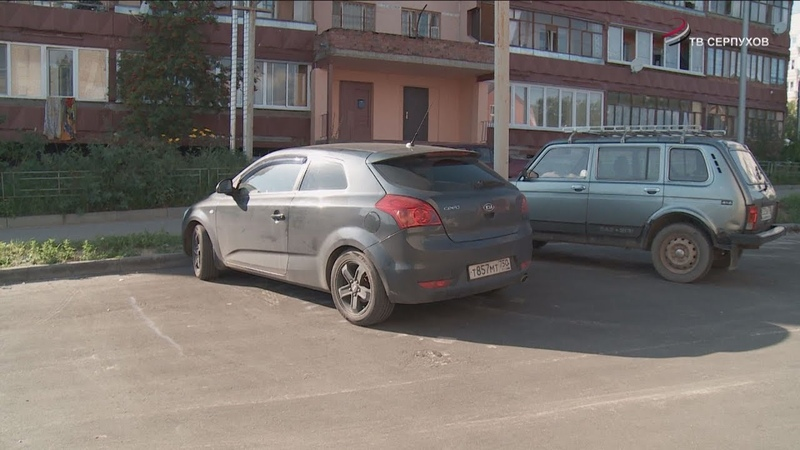 В Серпухове продолжается проверка качества работ по благоустройству