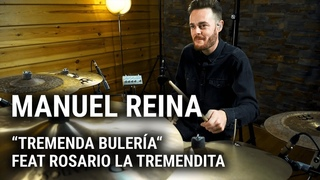 """Meinl Cymbals - Manuel Reina - """"Tremenda Buleria"""""""