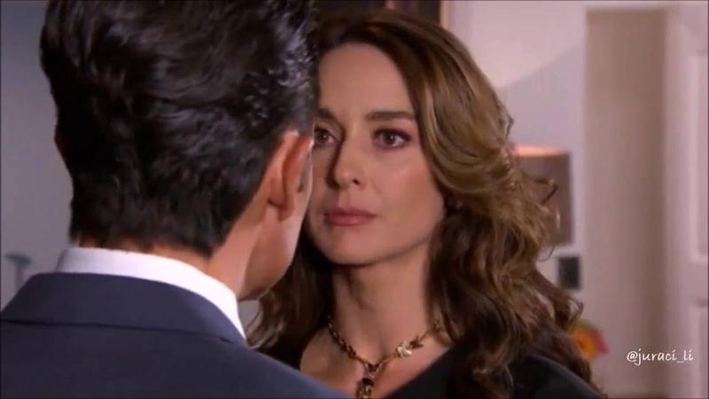 Julia(Susana González) y Eladio(Fernando Colunga): Por Amarte así