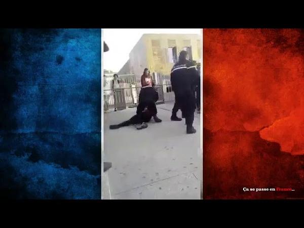 En France, la violence policière est partout (compilation difficile à regarder)