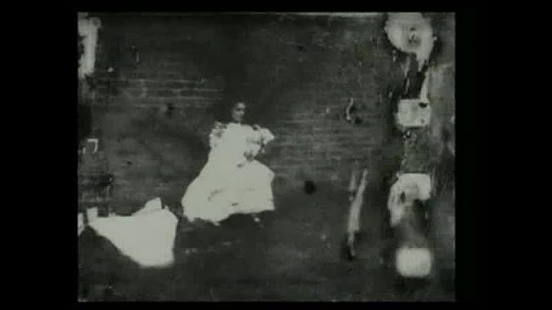 Алиса в Стране чудес Alice in Wonderland Сесиль Хепуорт Cecil Hepworth Перси Стоу Percy Stow 1903 РУССКИЕ ИНТЕРТИТРЫ
