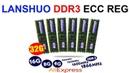 Обзор Оперативной Памяти LANSHUO 1866 MHz DDR3 ECC REG x58 x79 AliExpress ХвалаМистЭкспрессу