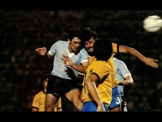 Final   Copa  América 1983   2 Jogo   Brasil   x    Uruguai