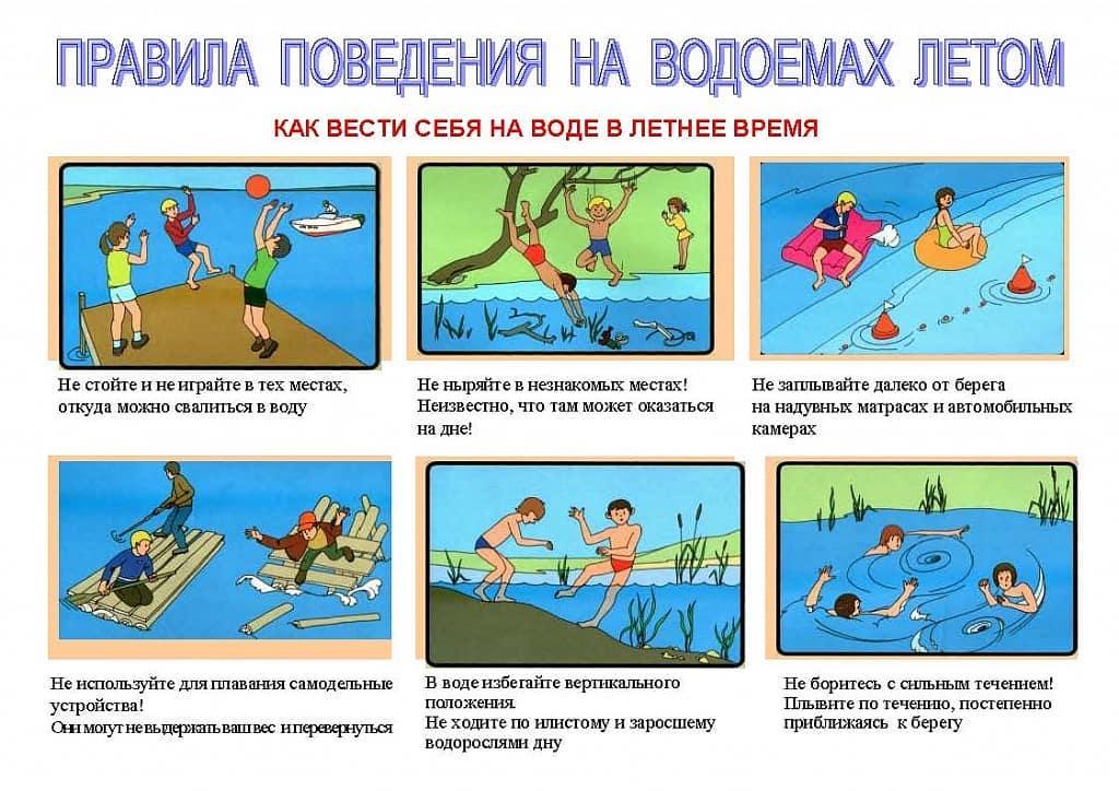 Вчера на водоёмах Саратовской области погибли двое детей