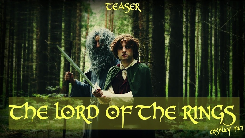 COSPLAY FAN | BACKSTAGE | Frodo Baggins | Hobbit | [Lord of The Rings/LOTR]