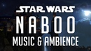 Star Wars Music Ambience | Naboo, Peaceful Scene of the Theed Royal Palace