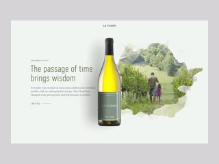 Wine ecommerce site interactions. by andrew litnytskyi  #inspiration@frendes