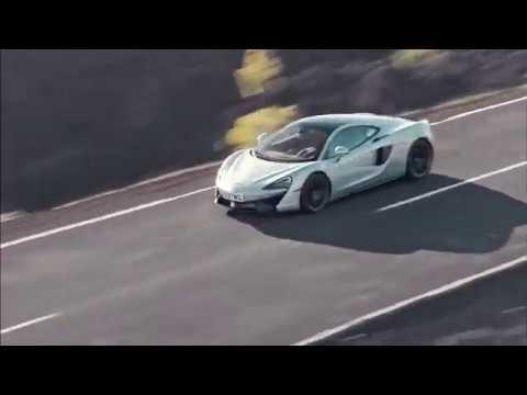 Music clip kebu perplexagon Remix McLaren 570GT Sound Surround 5 1