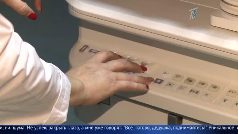 Казахстанских онкобольных лечат при помощи аппарата за 1,5 миллиарда тенге