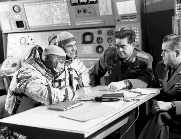 Космонавты-участники Великой Отечественной войны, изображение №19