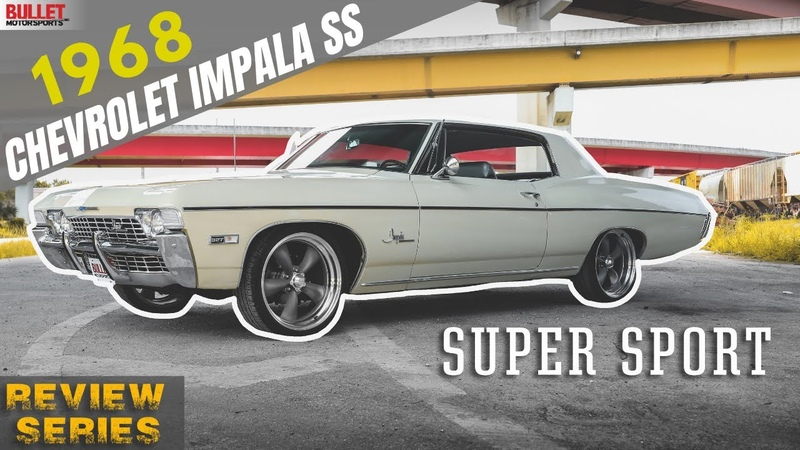 1968 Chevrolet Impala SS For Sale [4k]   REVIEW SERIES
