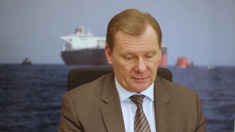 Каспийский трубопроводный консорциум - Официальный партнер ВНОТ 2019