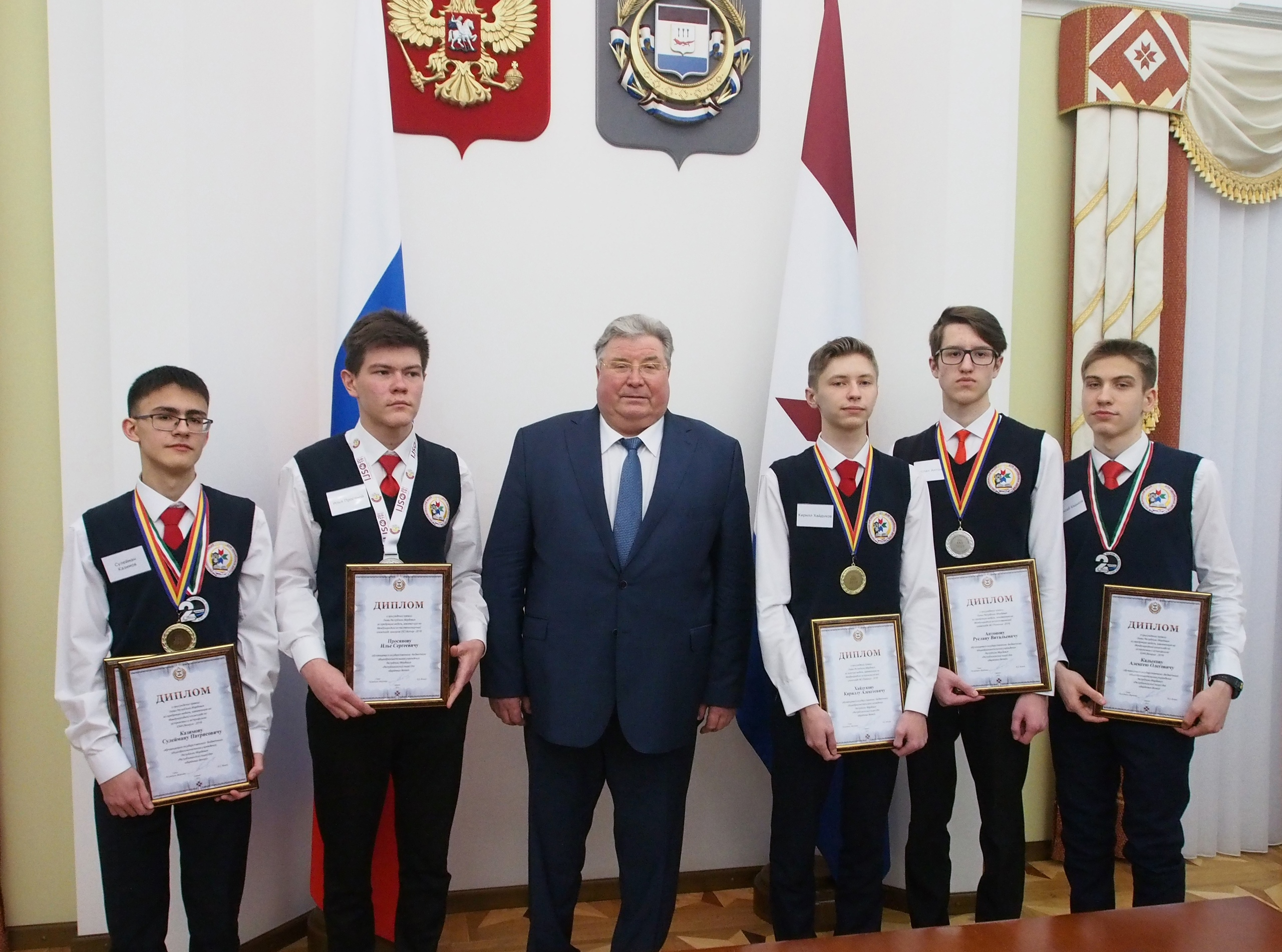 Владимир Волков казинзе Раськеютконь олимпиадасо изницятнень