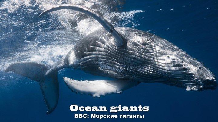 BBC Морские гиганты 3 серии 2011 Великобритания Документальный Full HD