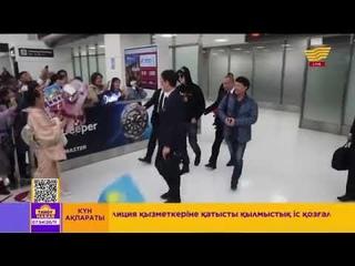 Dimash | ABU TV Song festival 2019 in Tokyo | KhabarTV news report